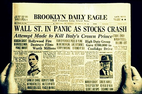 1929 Stock Market Crash