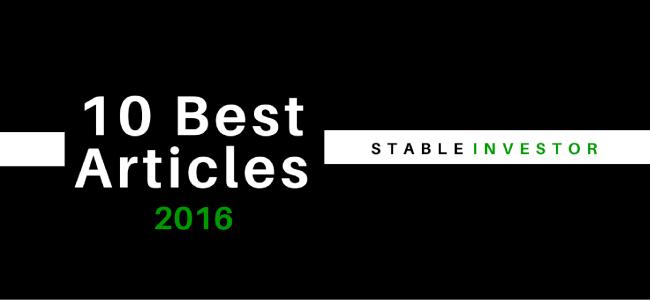 best articles 2016
