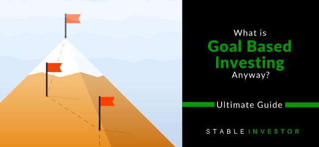 goal based financial planning