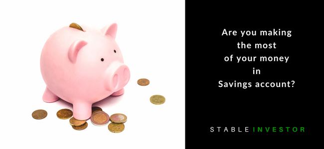 Making most Savings account