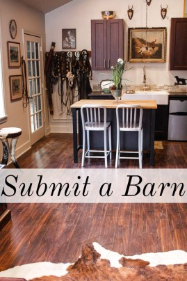 Submit a Barn to Stable Style