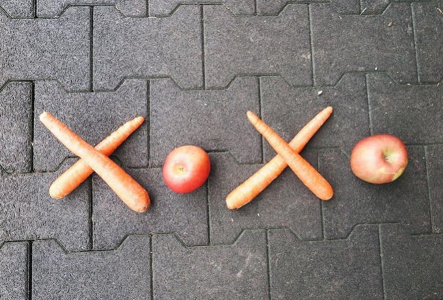 apple and carrot xos