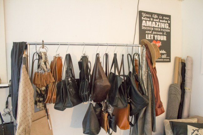 handbags and leather goods by AtelierCG