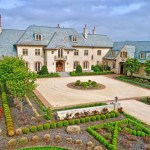 A Stunning Estate for Sale in New Jersey Offers French Luxury