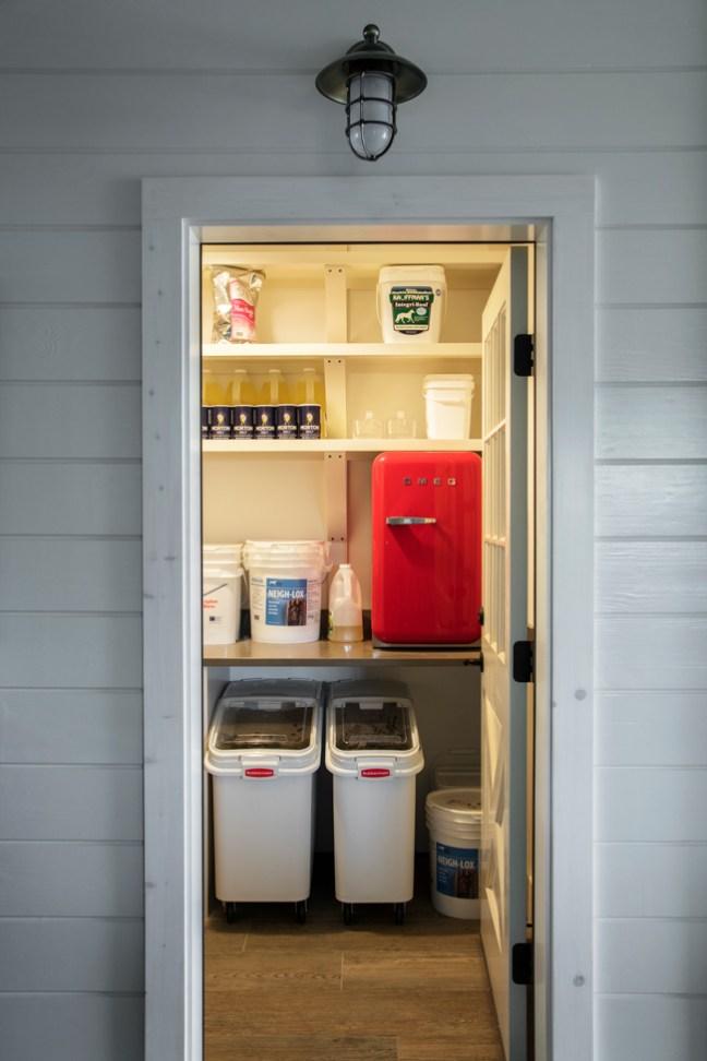 grain closet