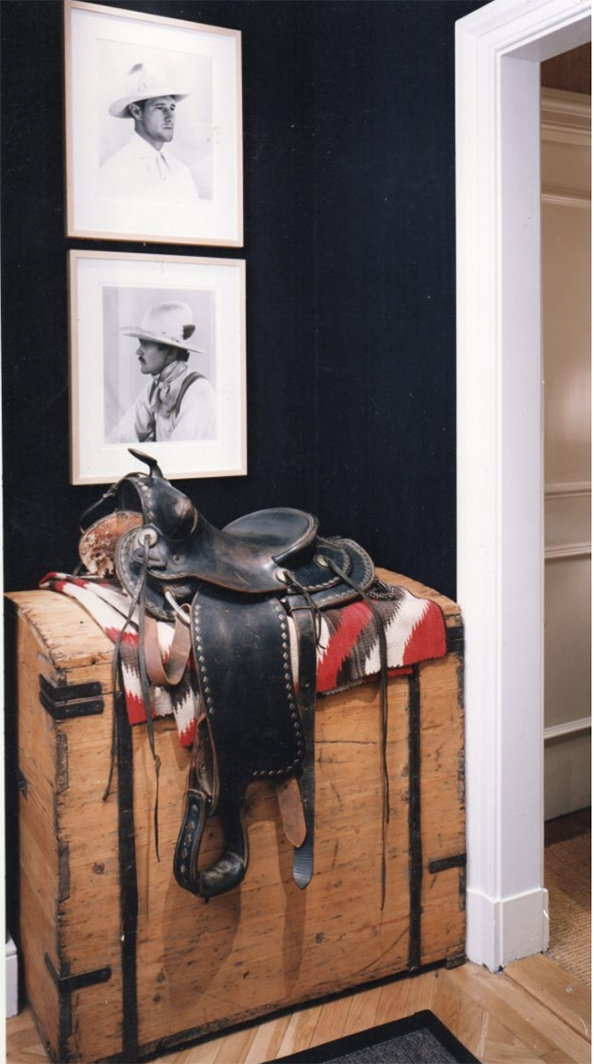 Got an Old Saddle? Decorate with It! - STABLE STYLE