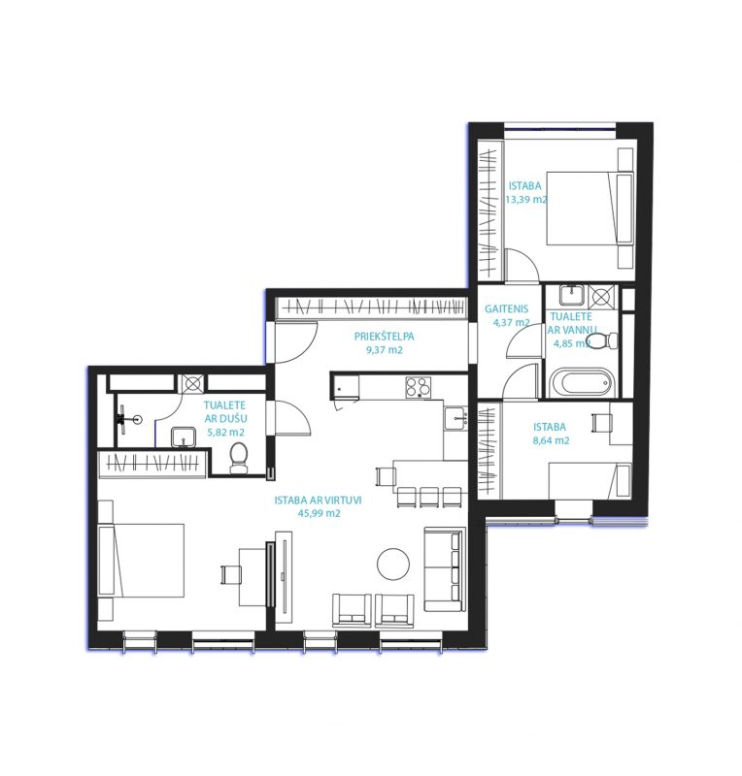 Dzīvoklis Nr.30