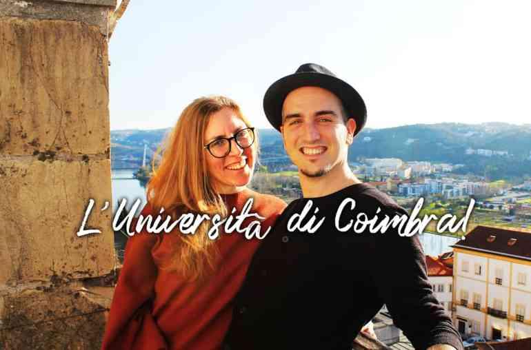 L'Università di Coimbra