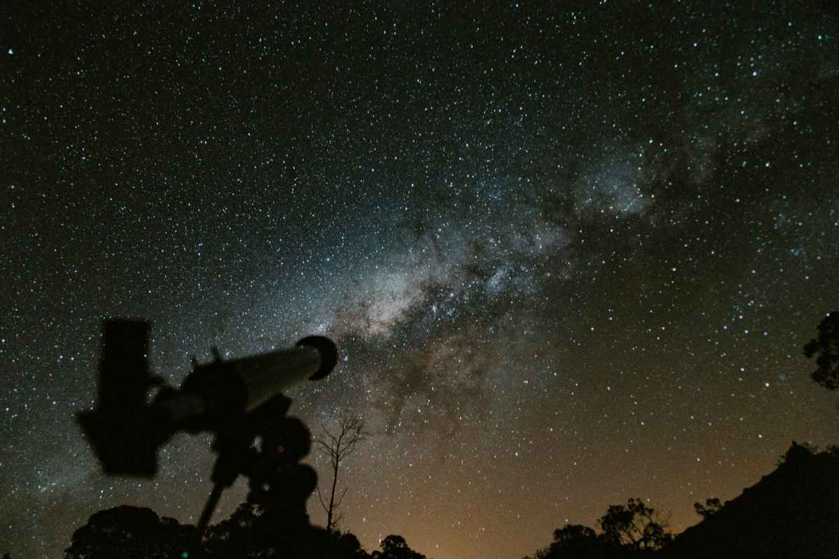 Finding the Deep Sky