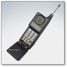 Evolution of a cell phone (3/5)