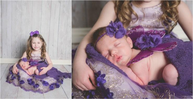 Newborn Girl Photography Logan Utah