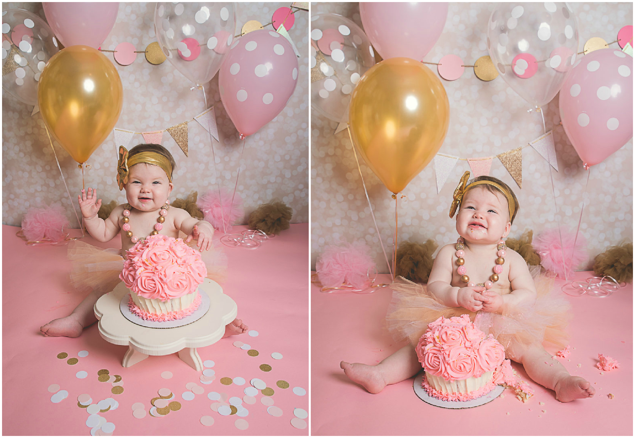 Wondrous Emri Cake Smash One Year Utah Photographer Stacey Hansen Funny Birthday Cards Online Overcheapnameinfo
