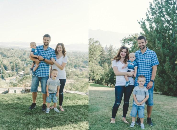 Call Family Conner 1 Year Cake Smash Logan Photographer