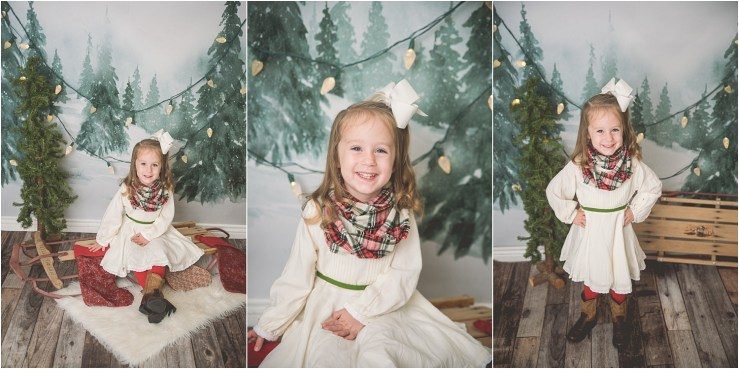 Johnson Christmas Mini Logan Utah Photographer