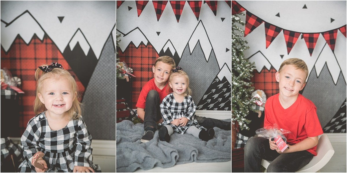 Larson Christmas Mini Logan Utah Photographer