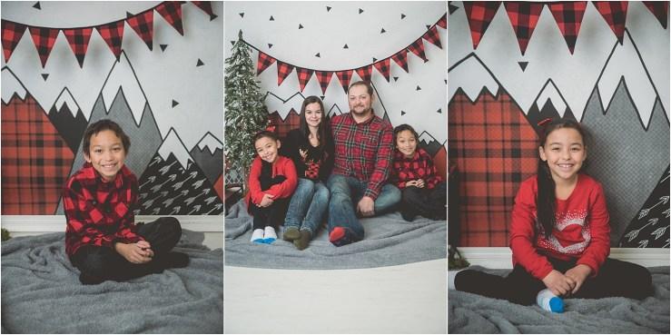 Jackson Christmas Mini Logan Utah Photographer