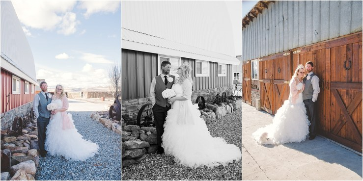 Nalder Wedding Logan Utah Photographer Smith Barn Venue