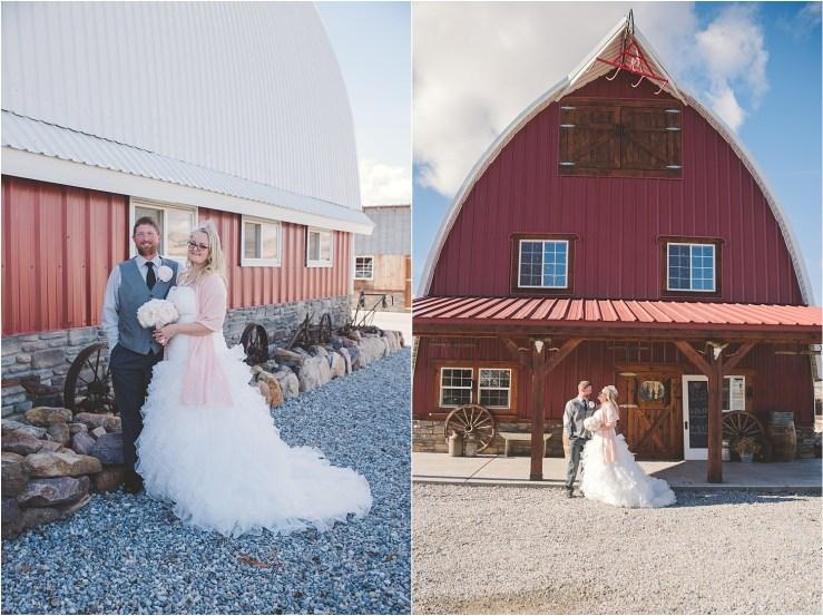 Nalder Wedding Logan Utah Photographer Smith Barn Venue ...