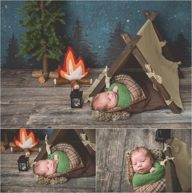 Wright Newborn Logan Utah Photographer