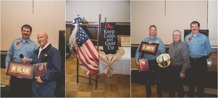 Lewiston Fire Department Banquet Utah Event Photographer