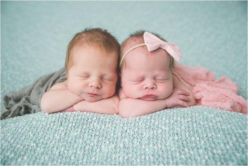 Anderson Logan Utah Newborn Twin Photographer