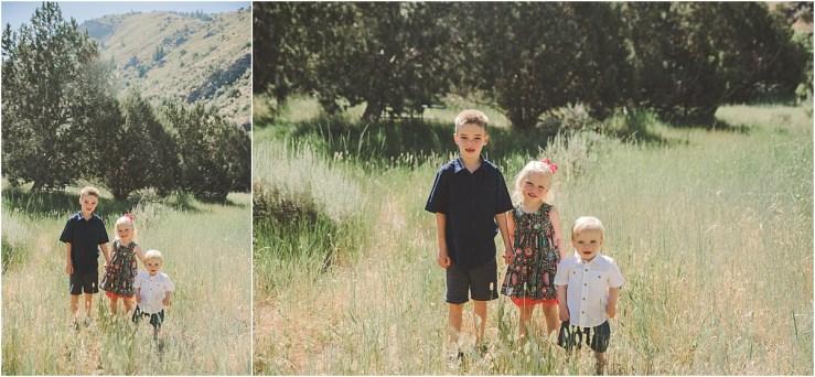 McInerney Family Logan Utah Family Photographer