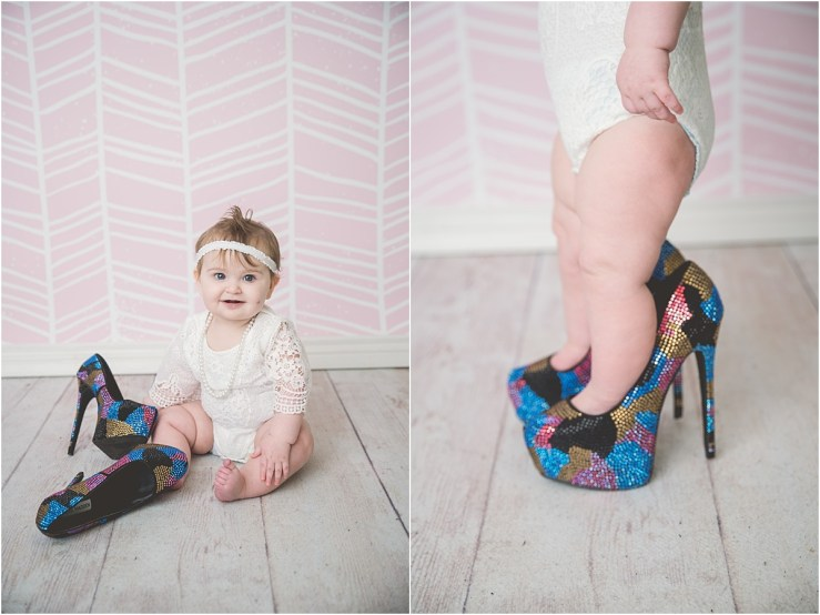 Mays 9 Month Milestone Logan Utah Photographer