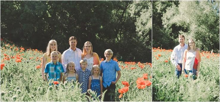 Bown Family Logan Utah Family Photographer