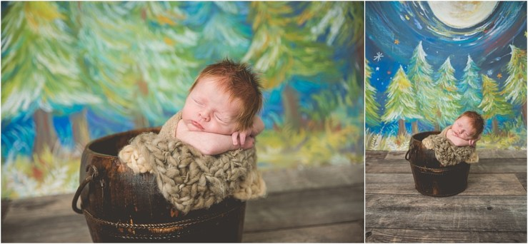 Hansen Newborn Northern Utah Newborn Photographer