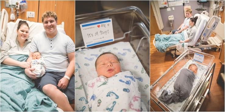 Anderson Birthstory Logan Utah Newborn Photographer