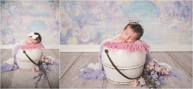 Lena Newborn Northern Utah Newborn Photographer 1 Month Old