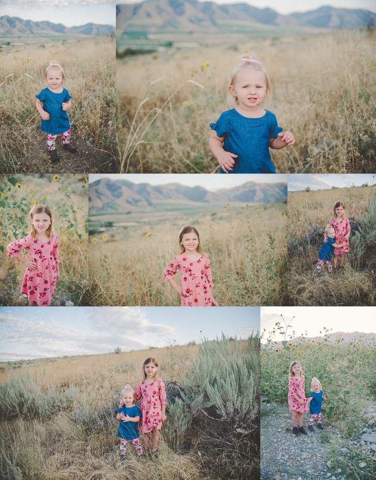 VanDarlin Family Cache Valley Utah Family Photographer