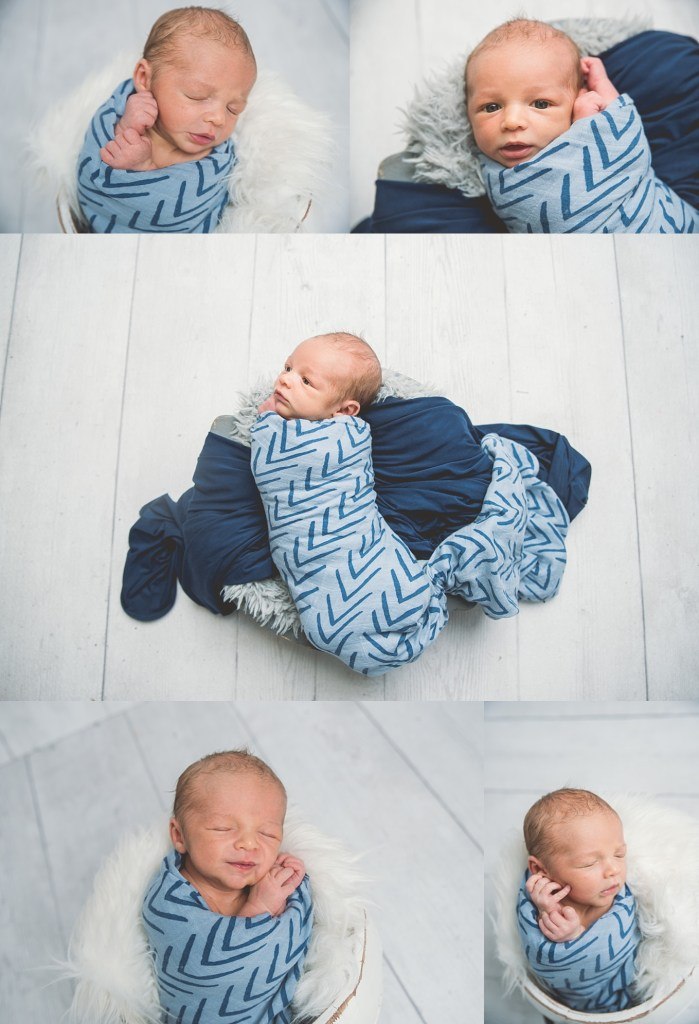Cache Valley Newborn Photographer Hoopes Newborn
