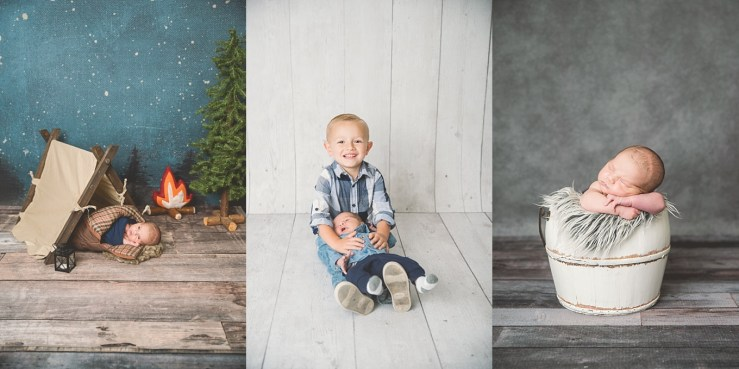 Logan Utah Newborn Photographer Murray Newborn