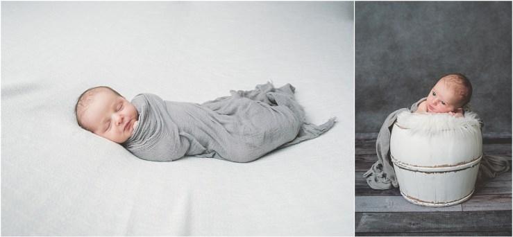 Northern Utah Baby Boy Newborn Photographer