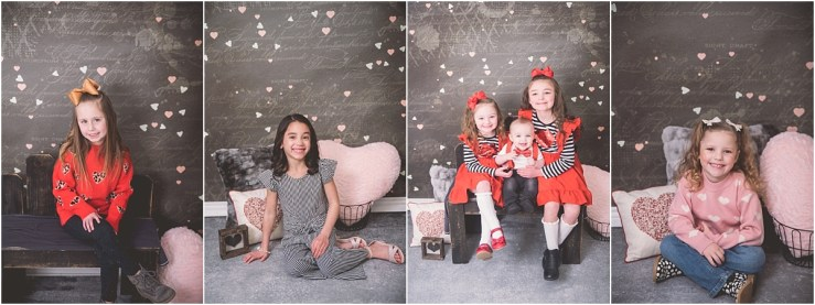 Valentines Themed Minis Logan Utah Photographer