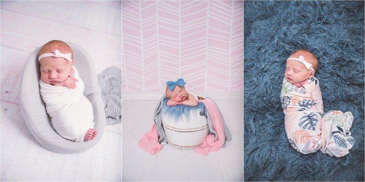 Logan Utah Newborn Photographer Black