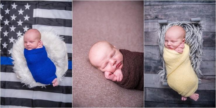 Boy Newborn Photographer Logan Utah