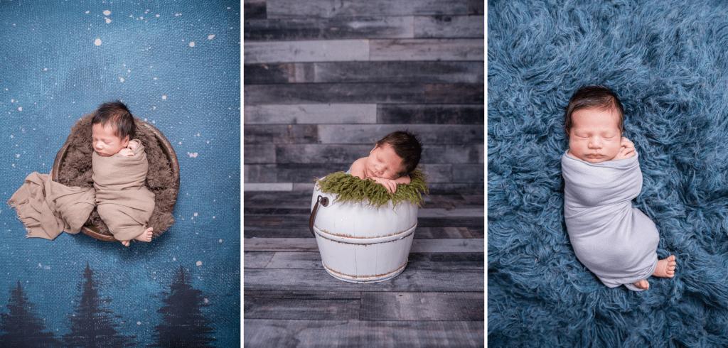 Kennedy Newborn Photographer Logan Utah