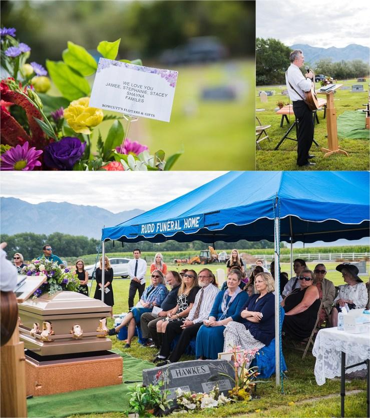 Senneth Hawkes Funeral