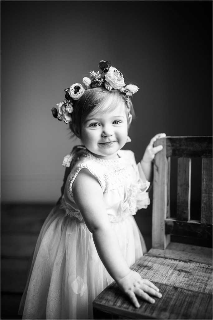 Charlotte – 1 Year Milestone Session
