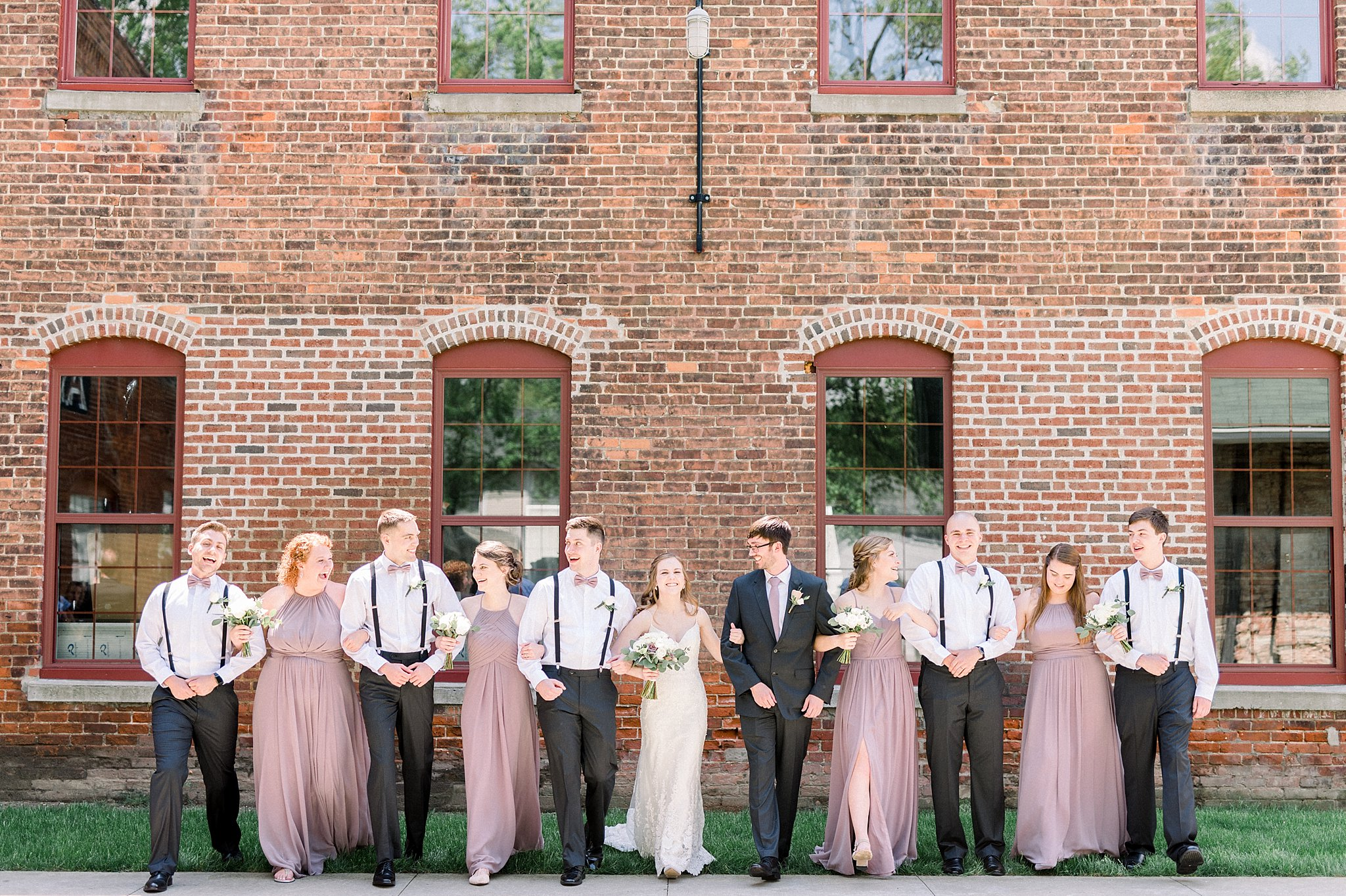 Coppes Commons Wedding