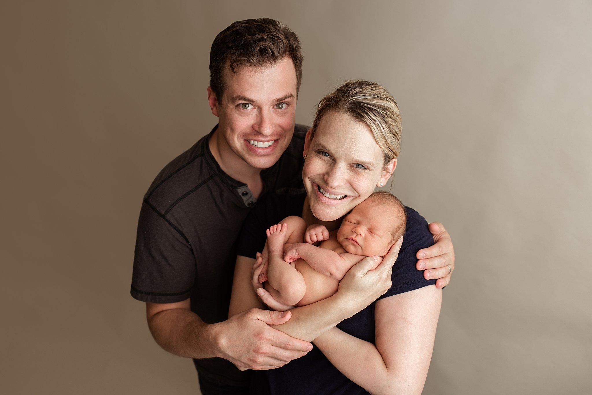 Fort Wayne Newborn Session