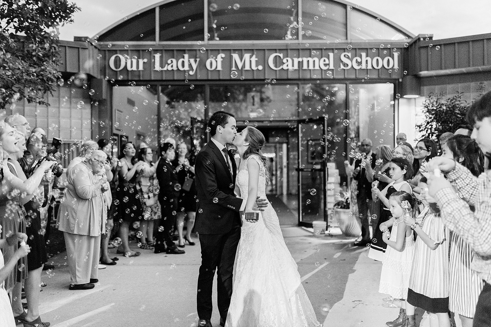 Our Lady of Mount Carmel Wedding