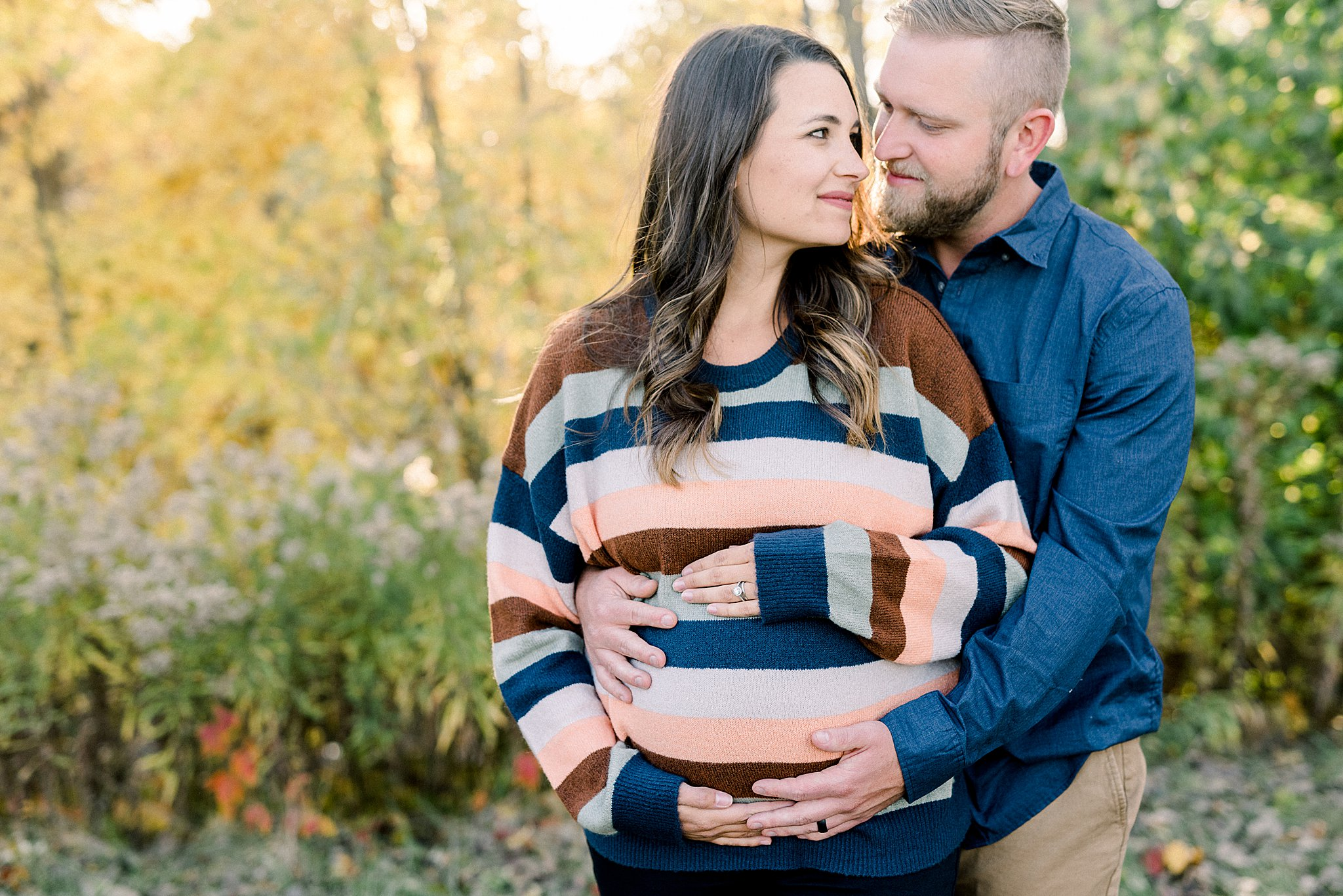 Metea Park Maternity Session