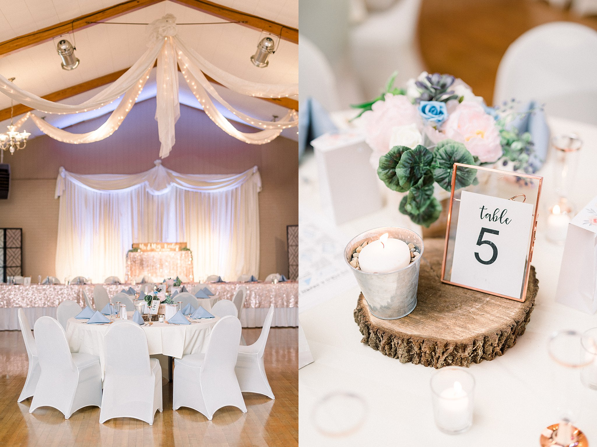 The lighted gardens wedding