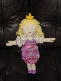 Princess Rag Doll