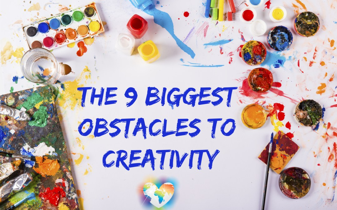 The 9 Biggest Obstacles to Creativity