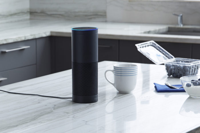 - amazon echo e1493386698372 - Voice control won't always need connectivity – Stacey on IoT