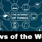 Graphic showing Internet of Things news
